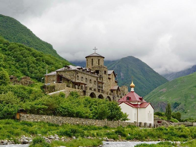 «Великий шёлковый путь» возвращается на Северный Кавказ (НИА Кавказ)