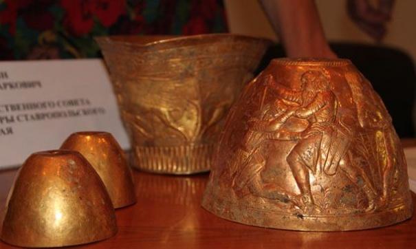 Сотни тысяч курганов и золото скифов. Гостям Северного Кавказа покажут Великий шелковый путь (ИА «ФедералПресс»)