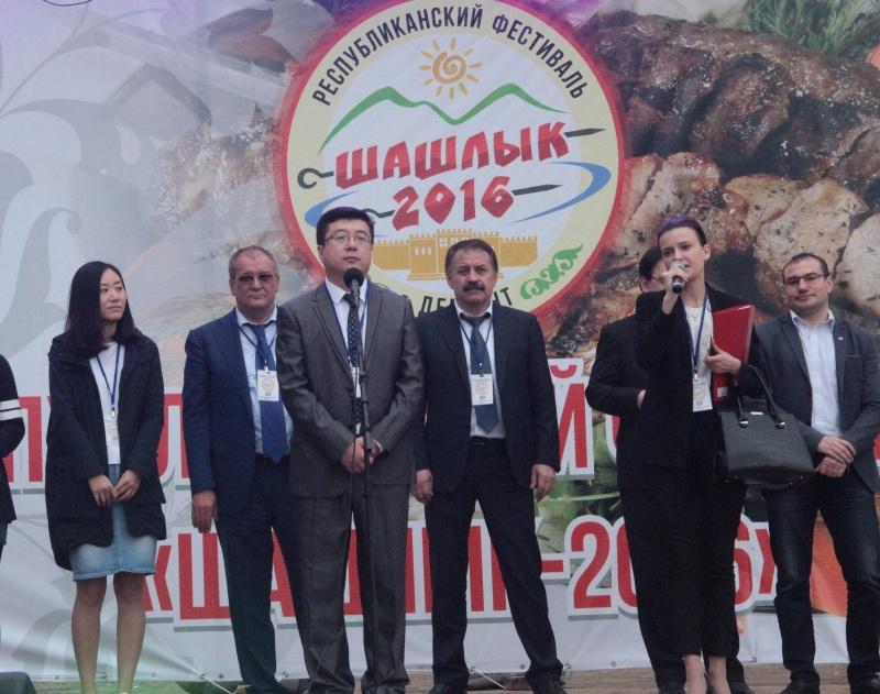 Республиканский фестиваль «Шашлык-2016» прошел в Дербенте (derbent.org)