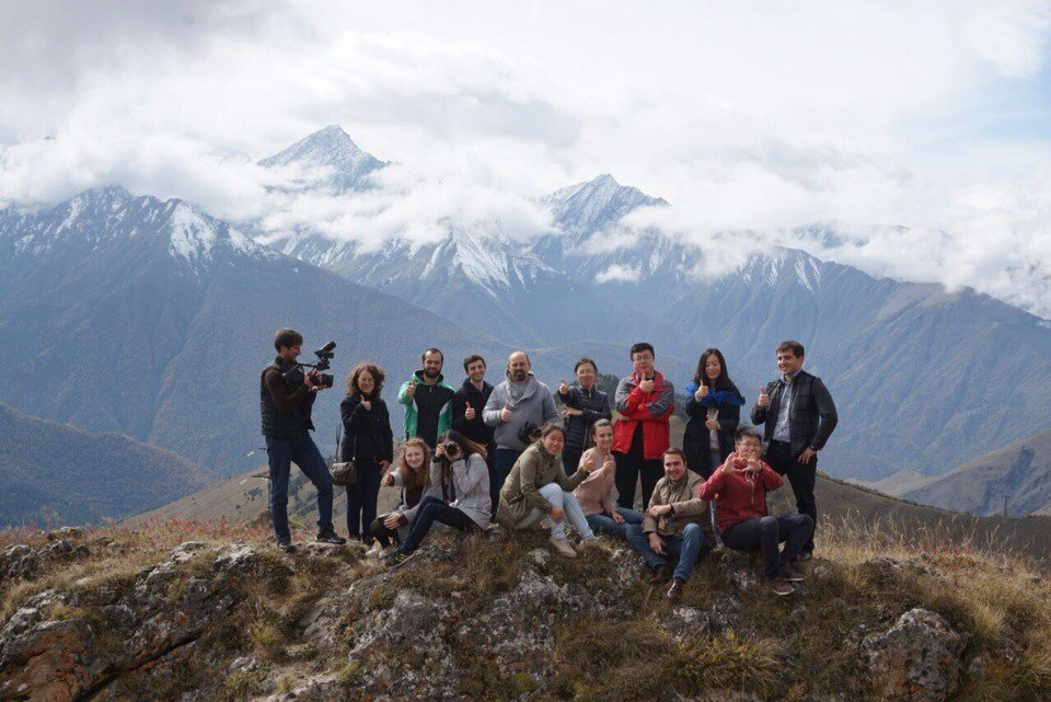 Китайские туроператоры включат Ингушетию в свое туристическое планирование  (ТАСС)