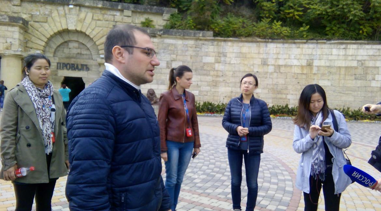 Делегация туроператоров из Китая сегодня прибыла в Пятигорск (kmv.gorodskoitelegraf.ru)