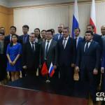 Китайские турагентства и представители субъектов Северо-Кавказского федерального округа, подписали меморандум о сотрудничестве в сфере туризма.