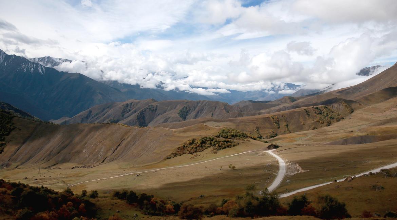 Кавказская семерка:  как китайцы открывают для себя новый Шелковый путь в горах Кавказа  (ТАСС)