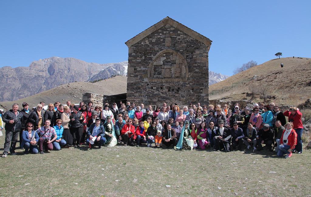 Узнайте больше о турах по Северному Кавказу на Едином стенде СКФО на 24-й Международной туристической выставке «MITT»